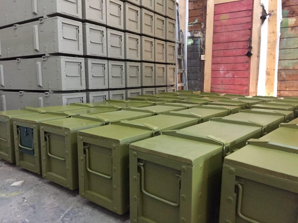 ящик для патронов армейский купить