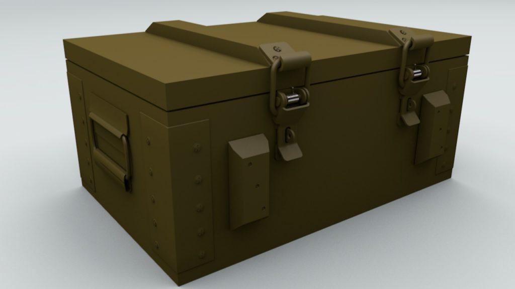 ящик армейского образца купить