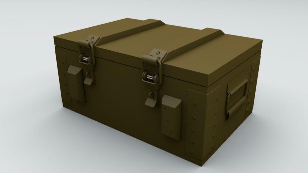 где купить армейские ящики