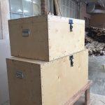 Купить армейские деревянные ящики
