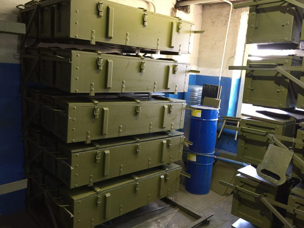 армейский ящик из под патронов купить
