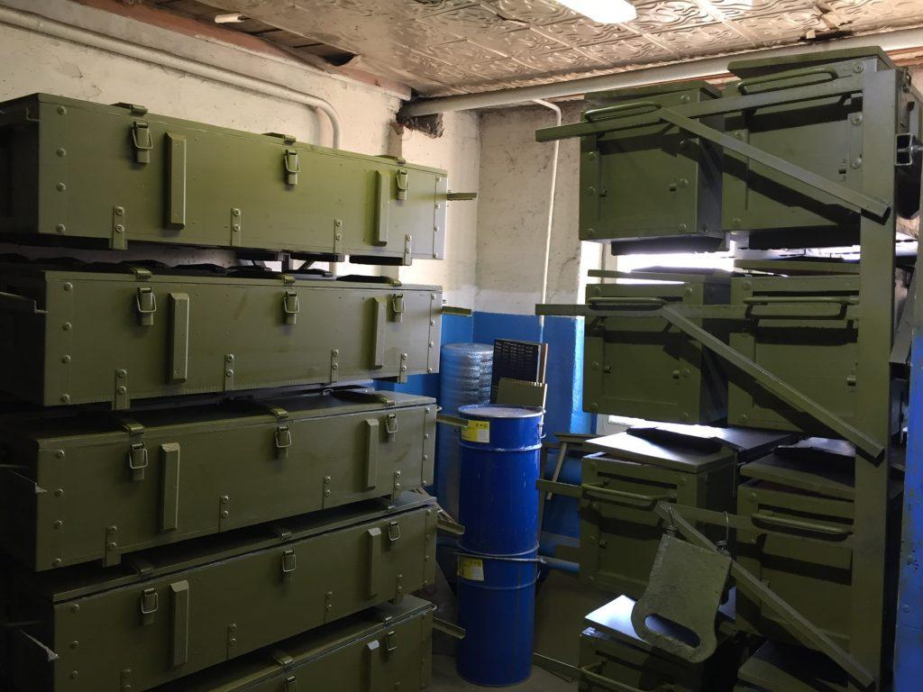 купить армейские ящики из под патронов