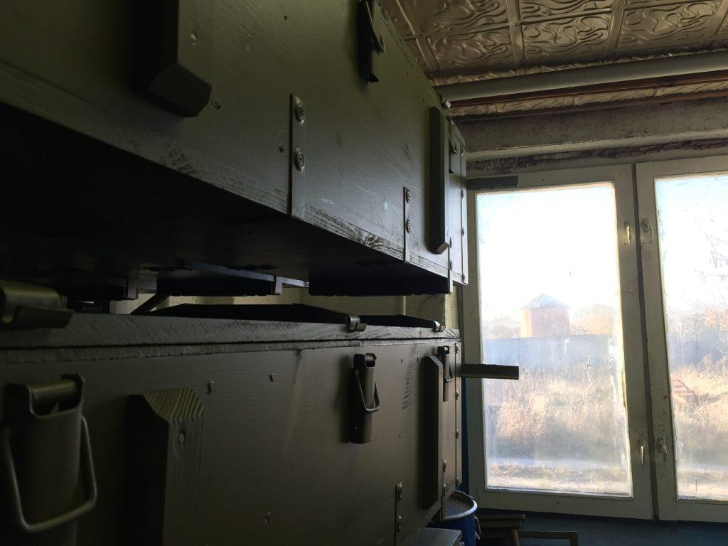 армейский патронный ящик купить