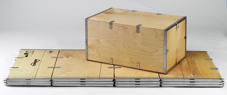 Фанерный ящик для инструмента
