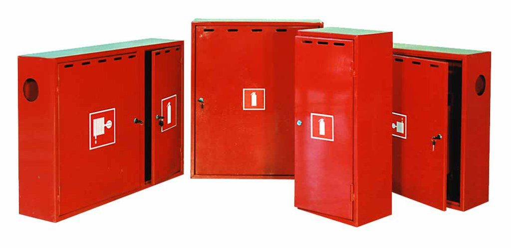 Пожарные ящики ГОСТ